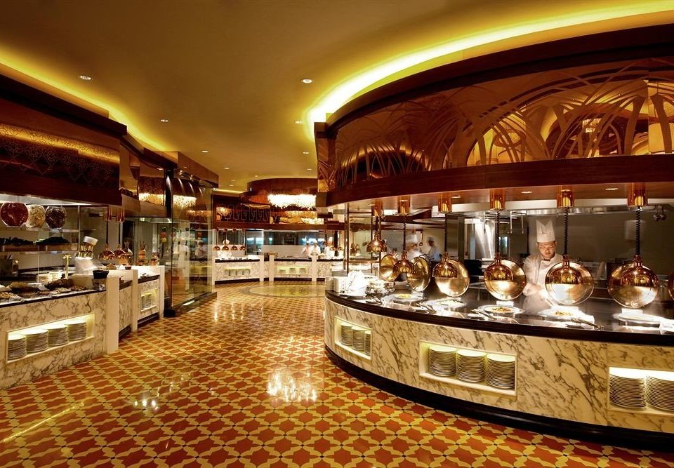 restaurant counter function hall bakery Bar food food court buffet Lobby convention center