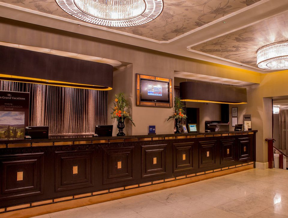 Lobby cabinetry Bar ballroom