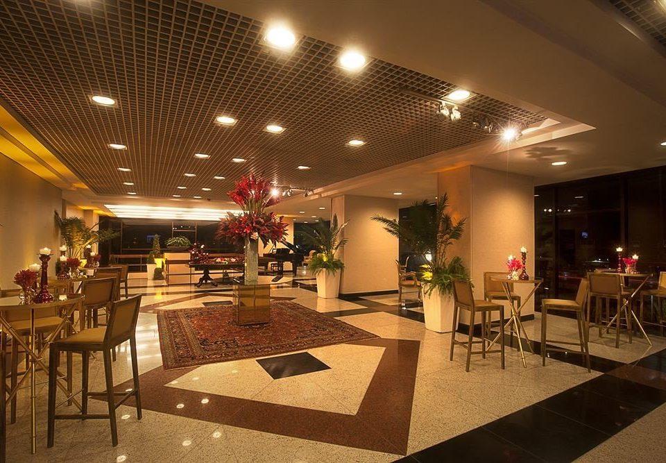 chair function hall restaurant Lobby convention center ballroom Bar