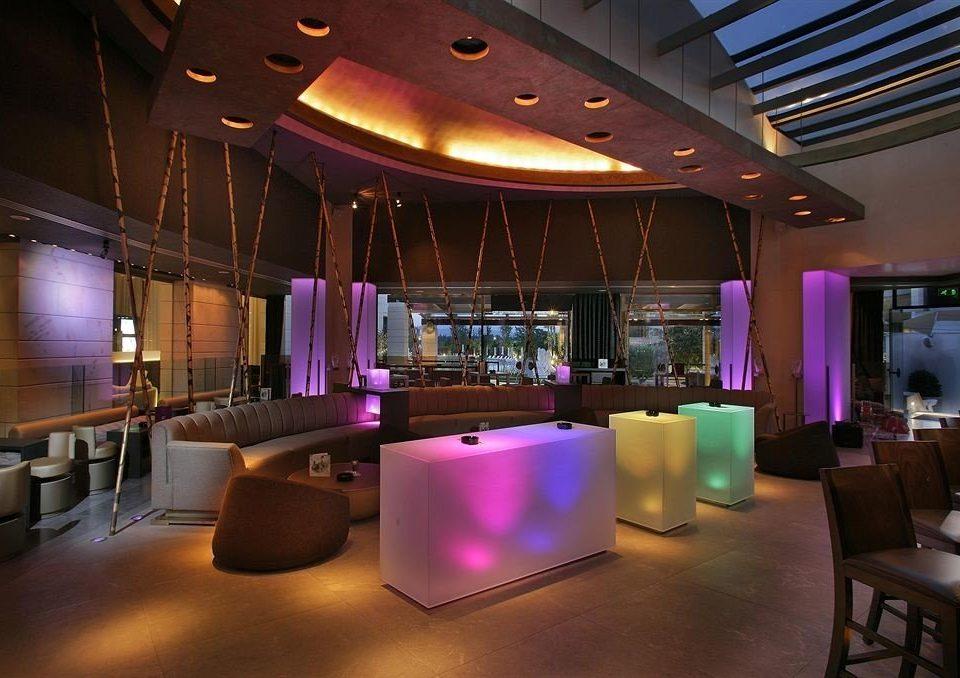 Lobby function hall nightclub restaurant Bar ballroom