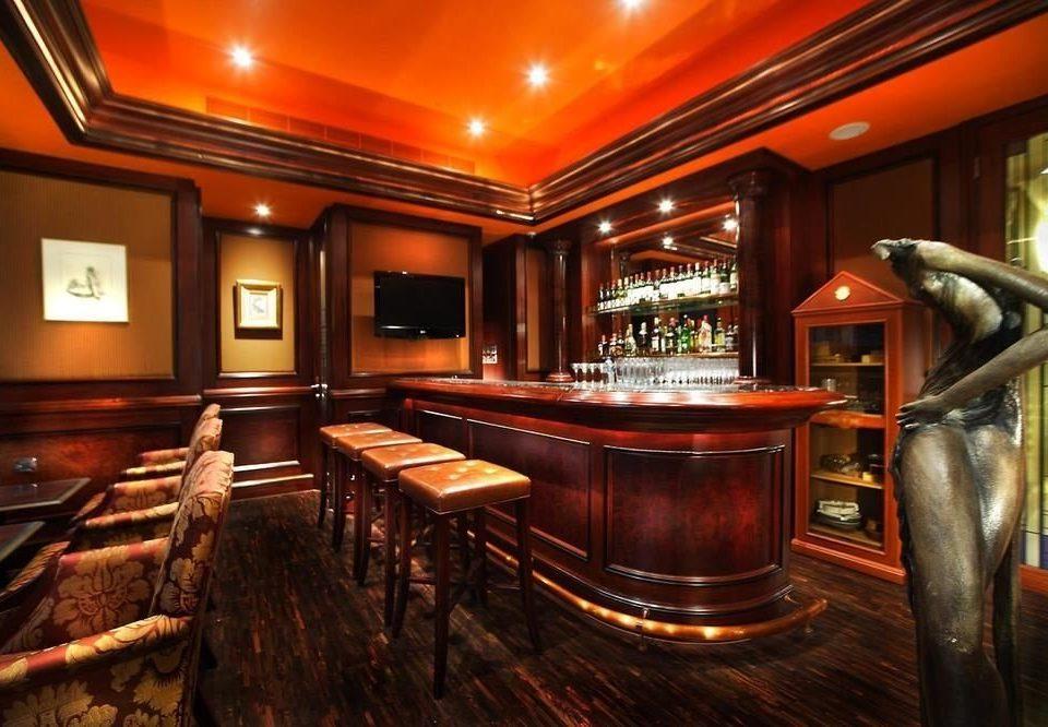 billiard room recreation room Bar Lobby function hall steel stainless