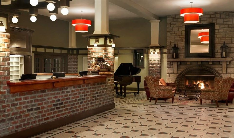 property restaurant Bar brick Lobby coffeehouse food tile tiled stone