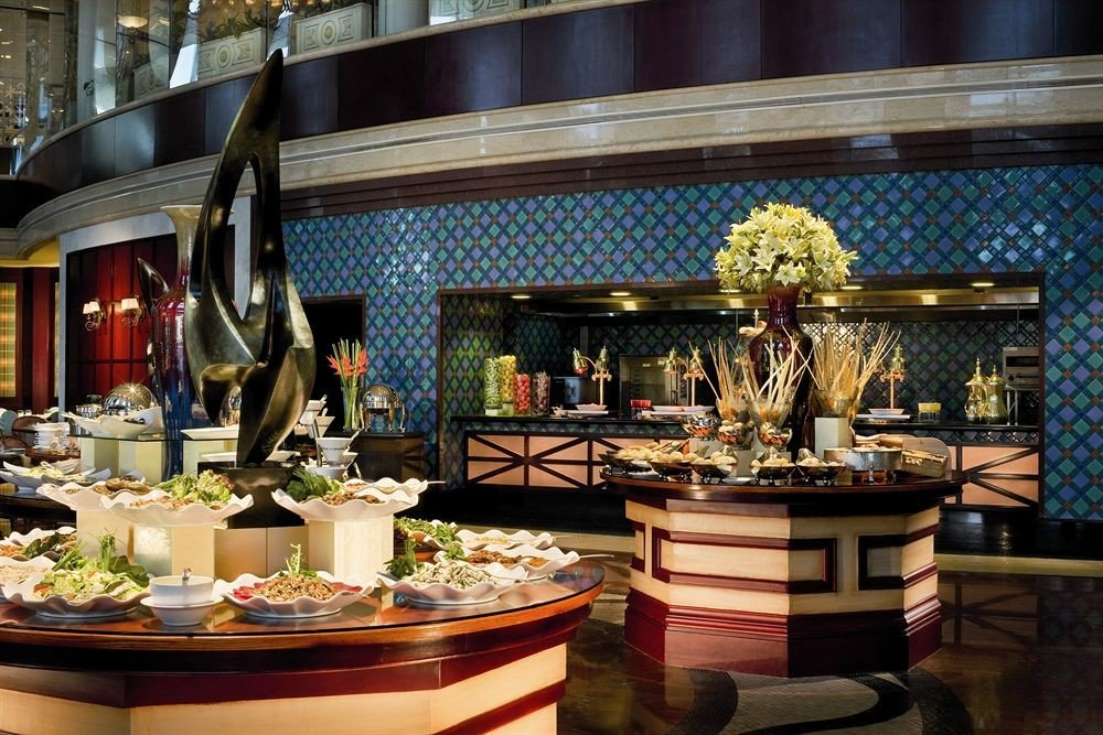 buffet restaurant Bar Lobby function hall brunch