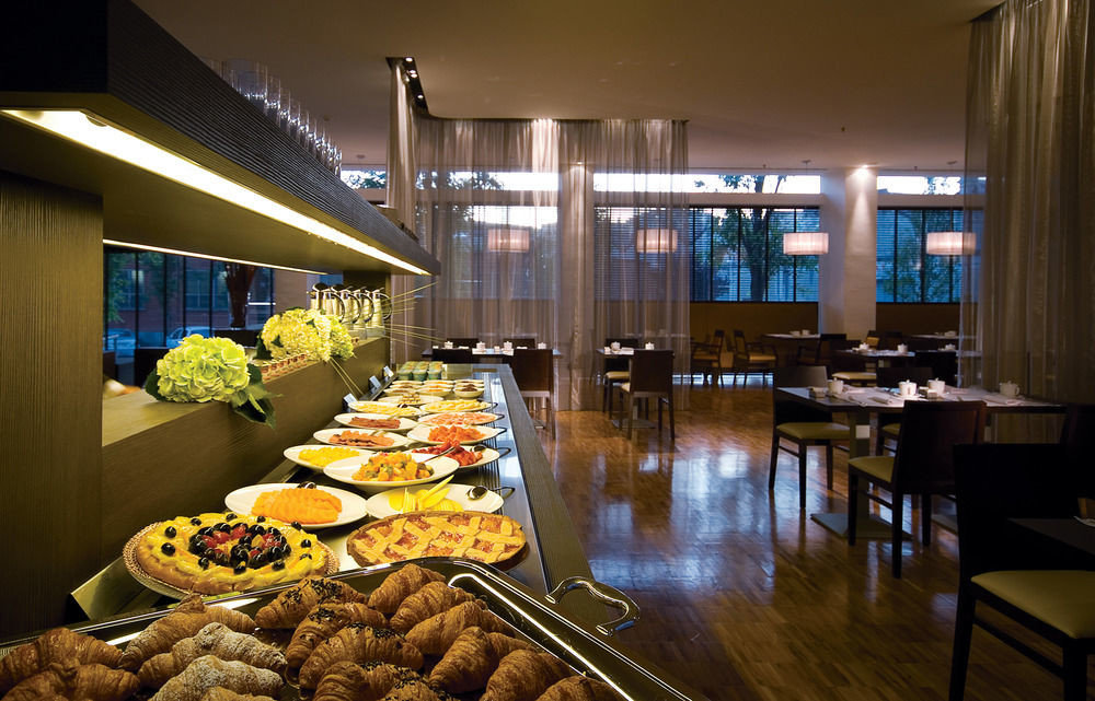 restaurant Lobby buffet Bar