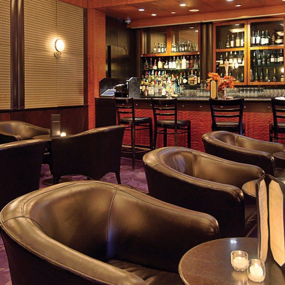 chair Lobby building Bar restaurant café recreation room function hall leather