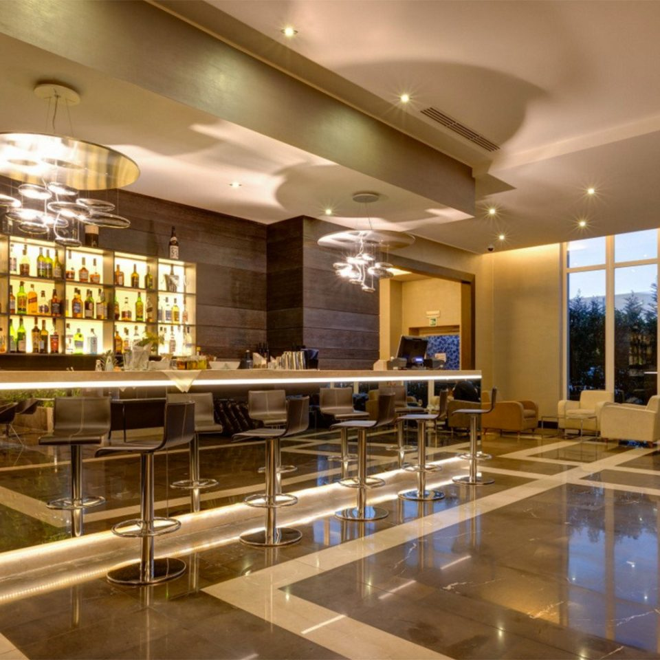 building Lobby restaurant counter function hall convention center cafeteria Bar shopping mall steel stainless