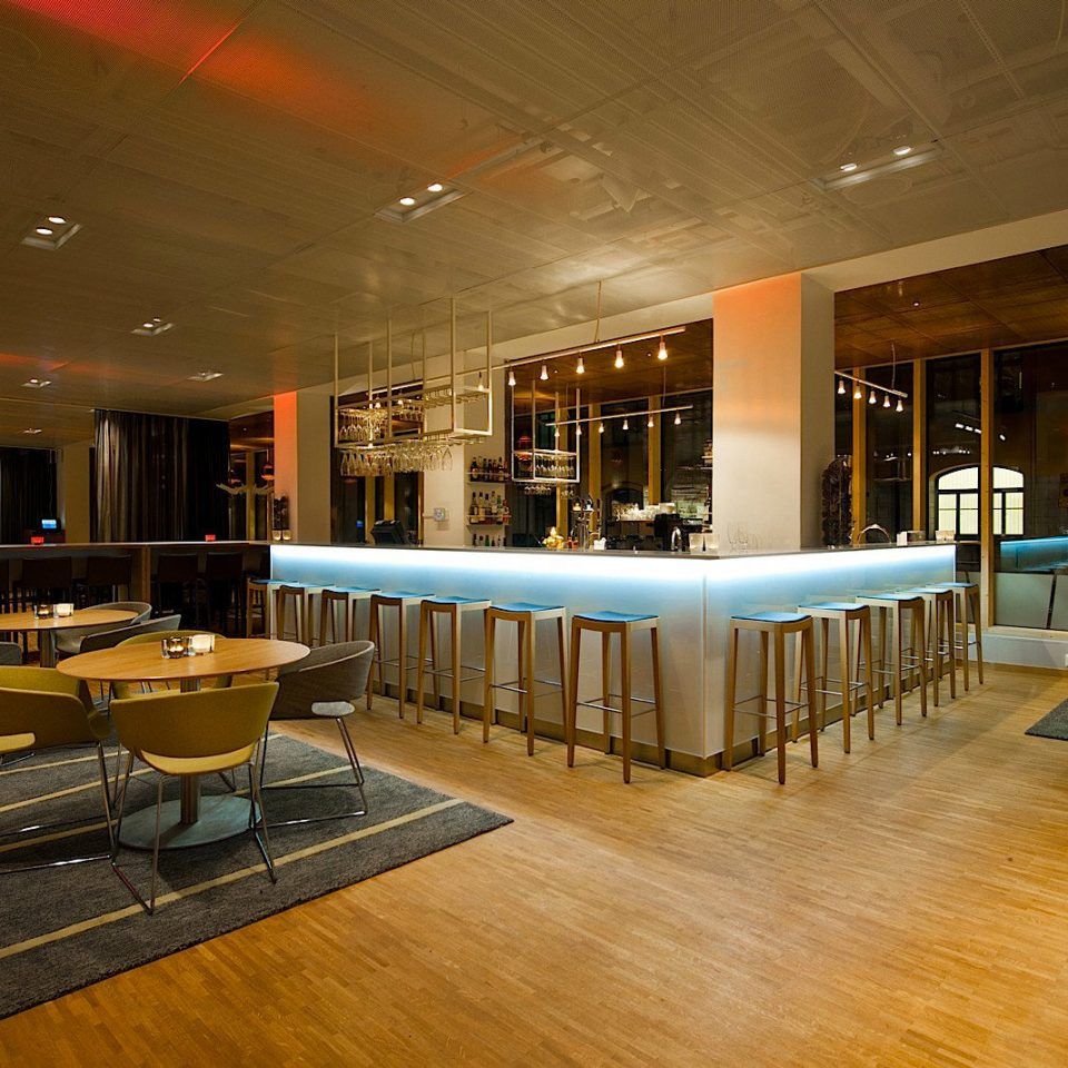 Lobby building recreation room Bar function hall restaurant