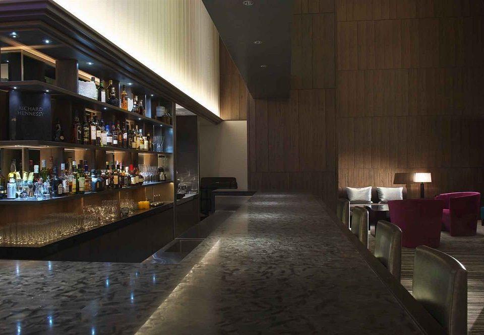 building night Bar Lobby restaurant