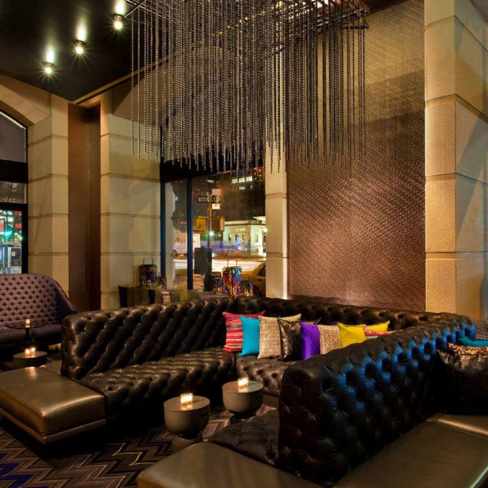 building Lobby Bar restaurant