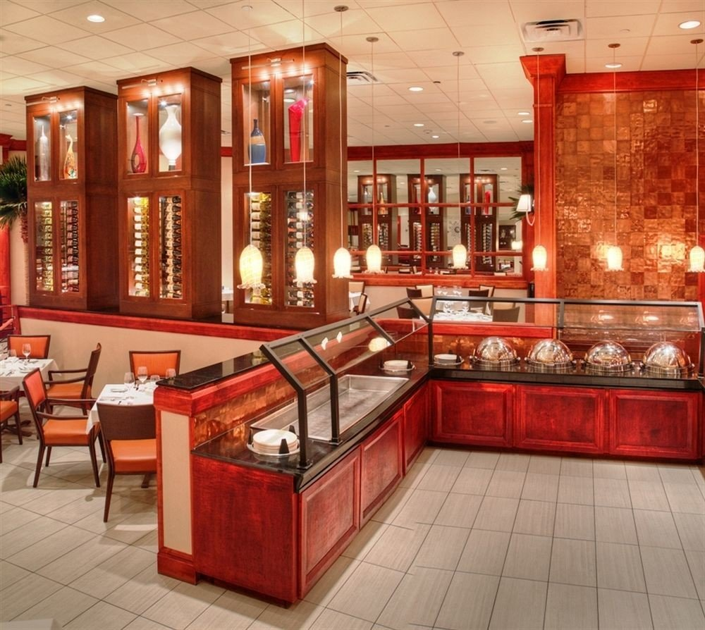 Lobby Bar cabinetry restaurant flooring