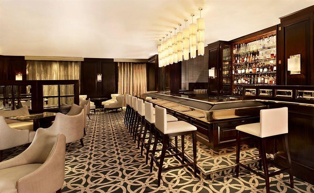 chair property restaurant Bar café condominium Lobby dining table