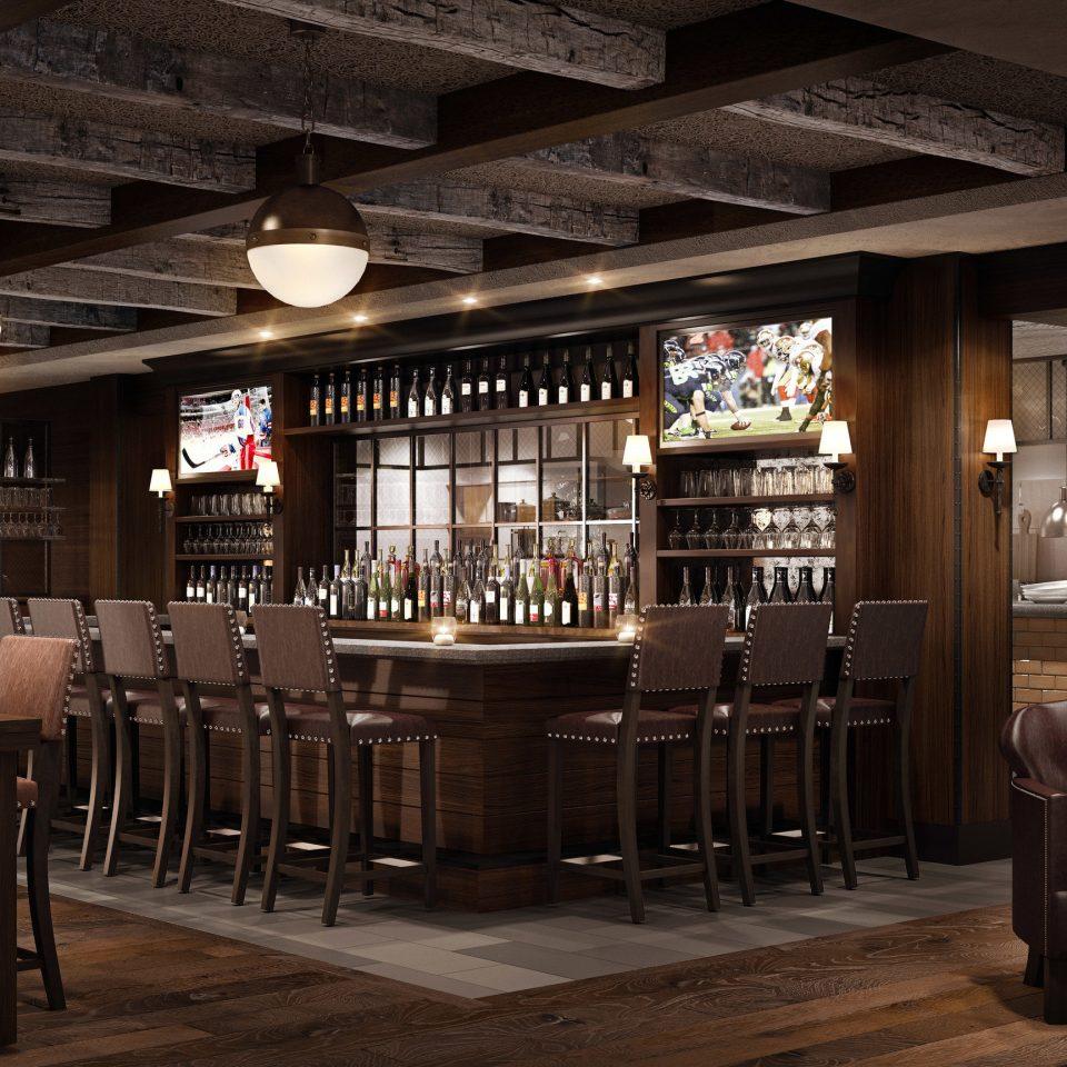 chair Bar restaurant function hall café Lobby