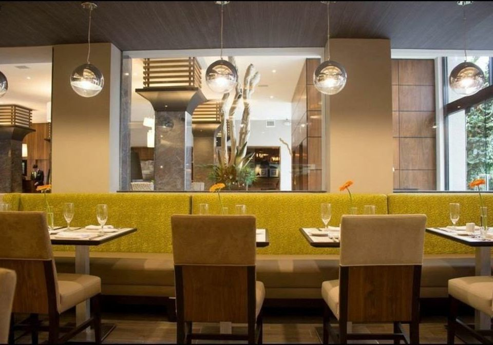 restaurant Lobby café lighting Bar dining table