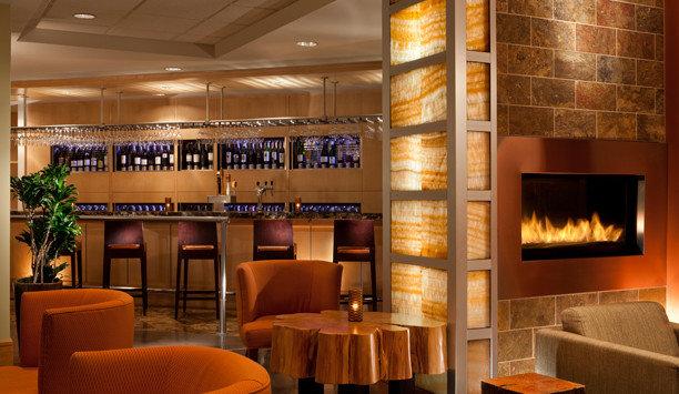 Lobby restaurant café Bar interior designer