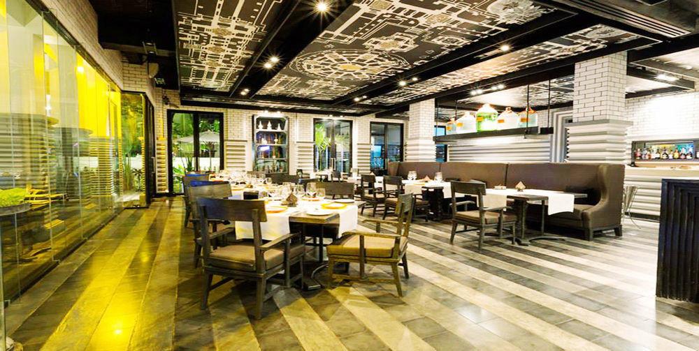 Lobby restaurant Bar café