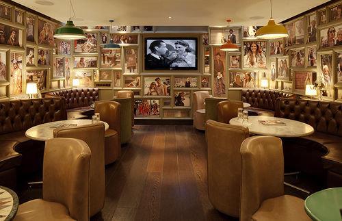 restaurant café Bar Lobby