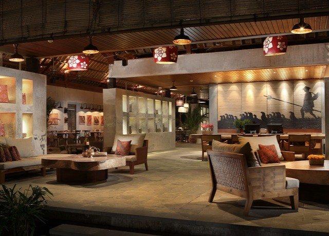 restaurant café Lobby Bar