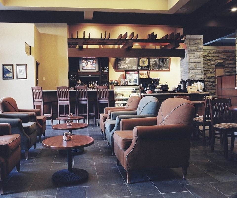 chair property living room Lobby restaurant home Bar cluttered