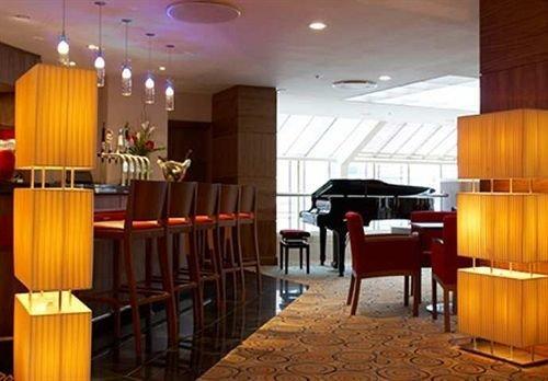 chair restaurant Lobby function hall lighting Bar