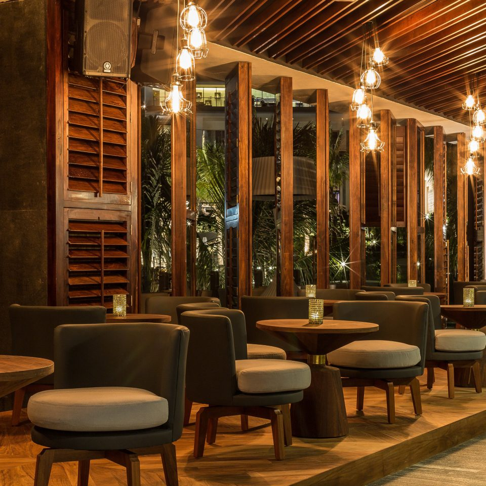 chair Lobby restaurant Bar lighting function hall