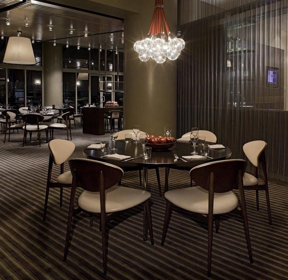 chair restaurant Lobby lighting function hall living room Bar set