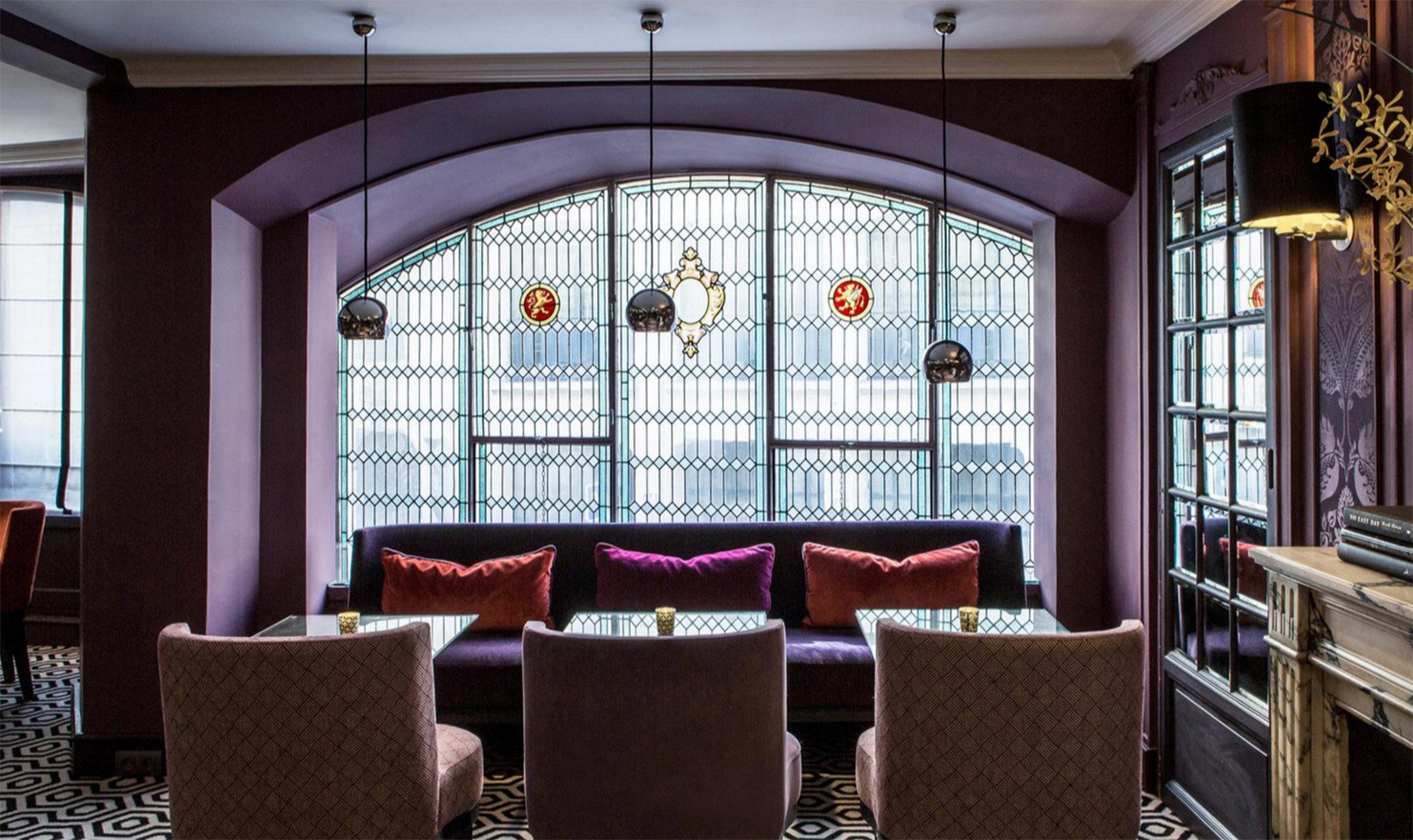 chair Lobby restaurant living room home Bar