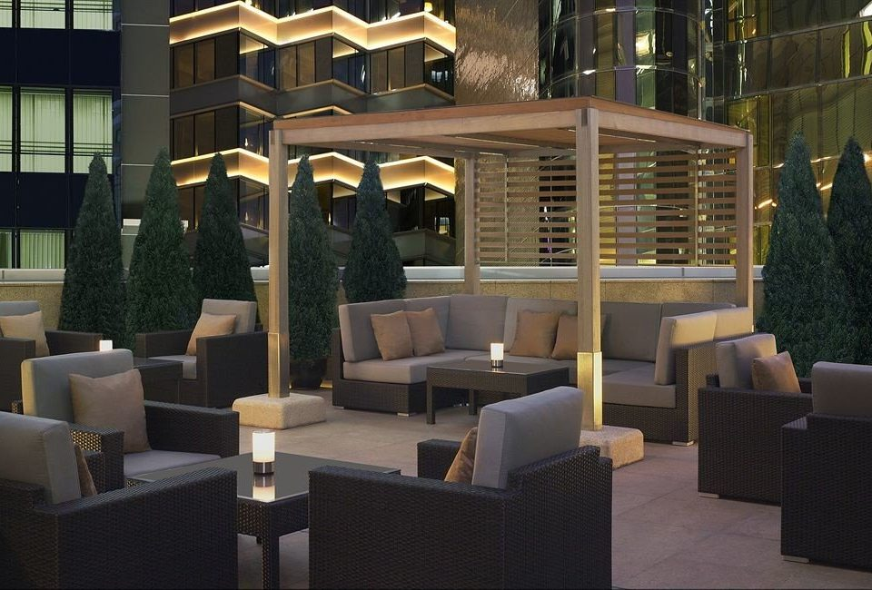 chair Lobby restaurant outdoor structure lighting living room Bar