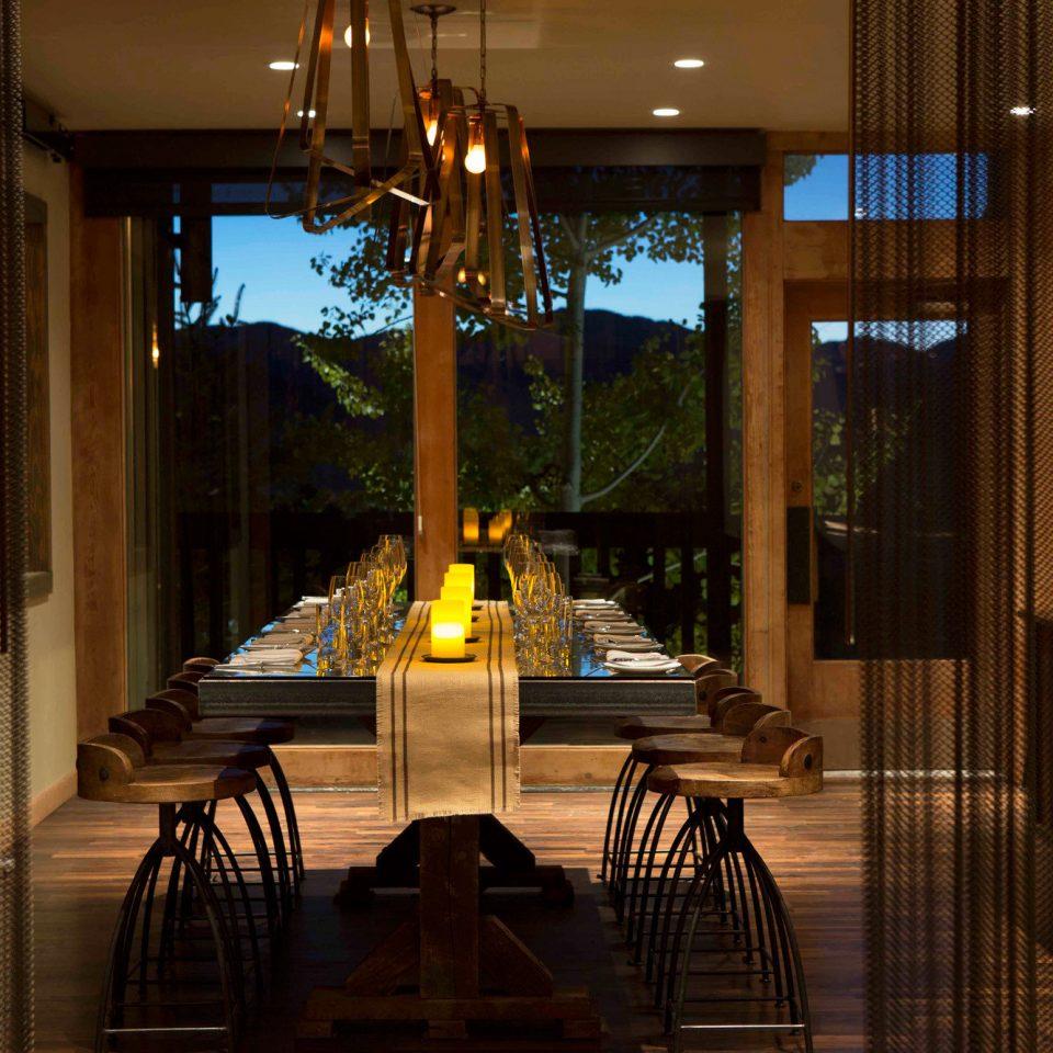 chair Lobby restaurant lighting Bar