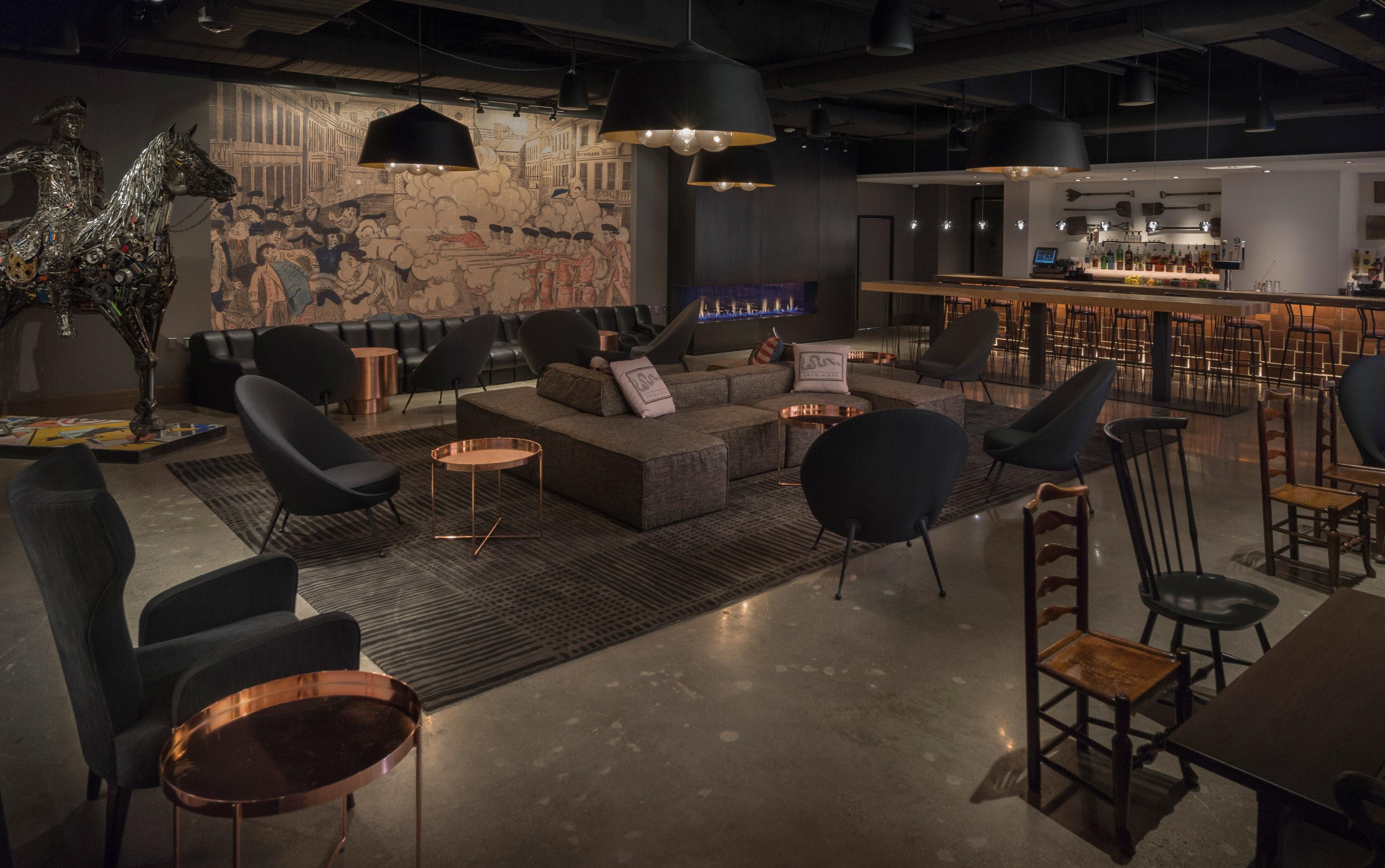 chair restaurant Bar Lobby living room