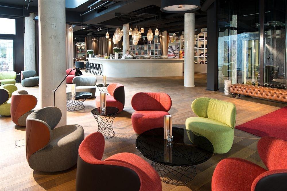 chair Lobby living room restaurant Bar