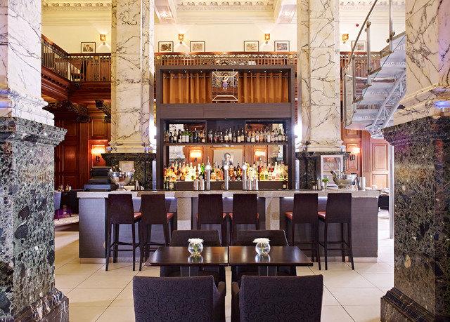chair restaurant Bar Lobby
