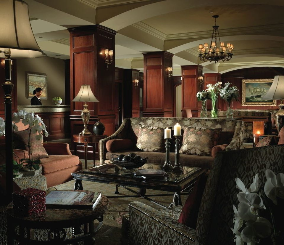 mansion Lobby screenshot living room Bar restaurant cluttered