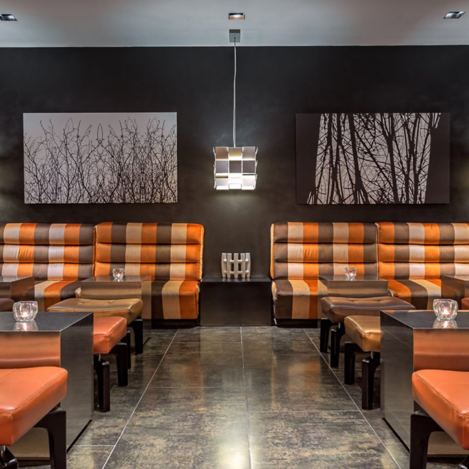 orange Lobby restaurant conference hall Bar function hall leather