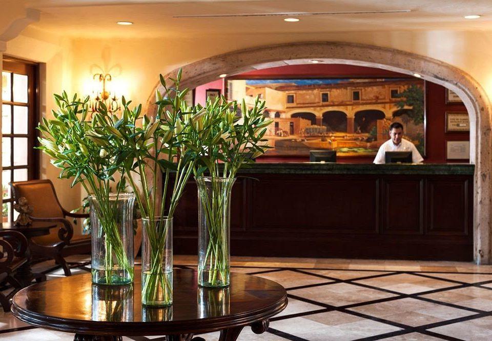 Lobby restaurant home Bar dining table