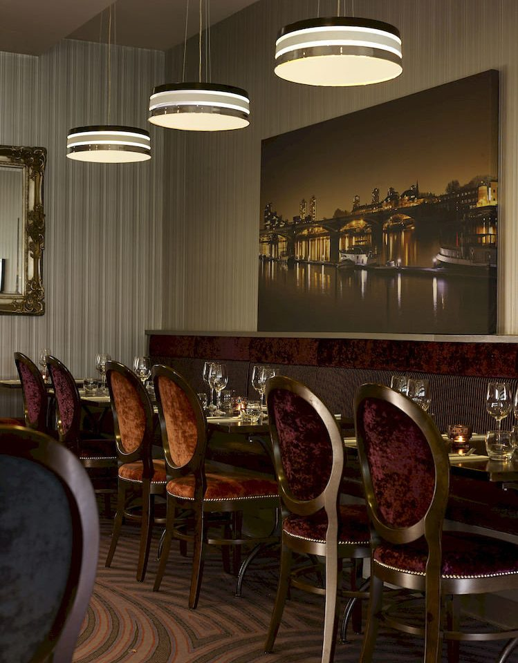 restaurant lighting Lobby Bar dining table