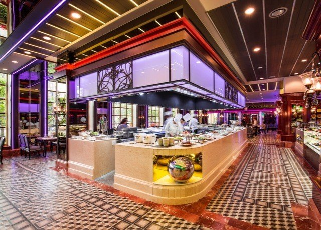 shopping mall restaurant Lobby Bar retail food court plaza function hall fast food restaurant