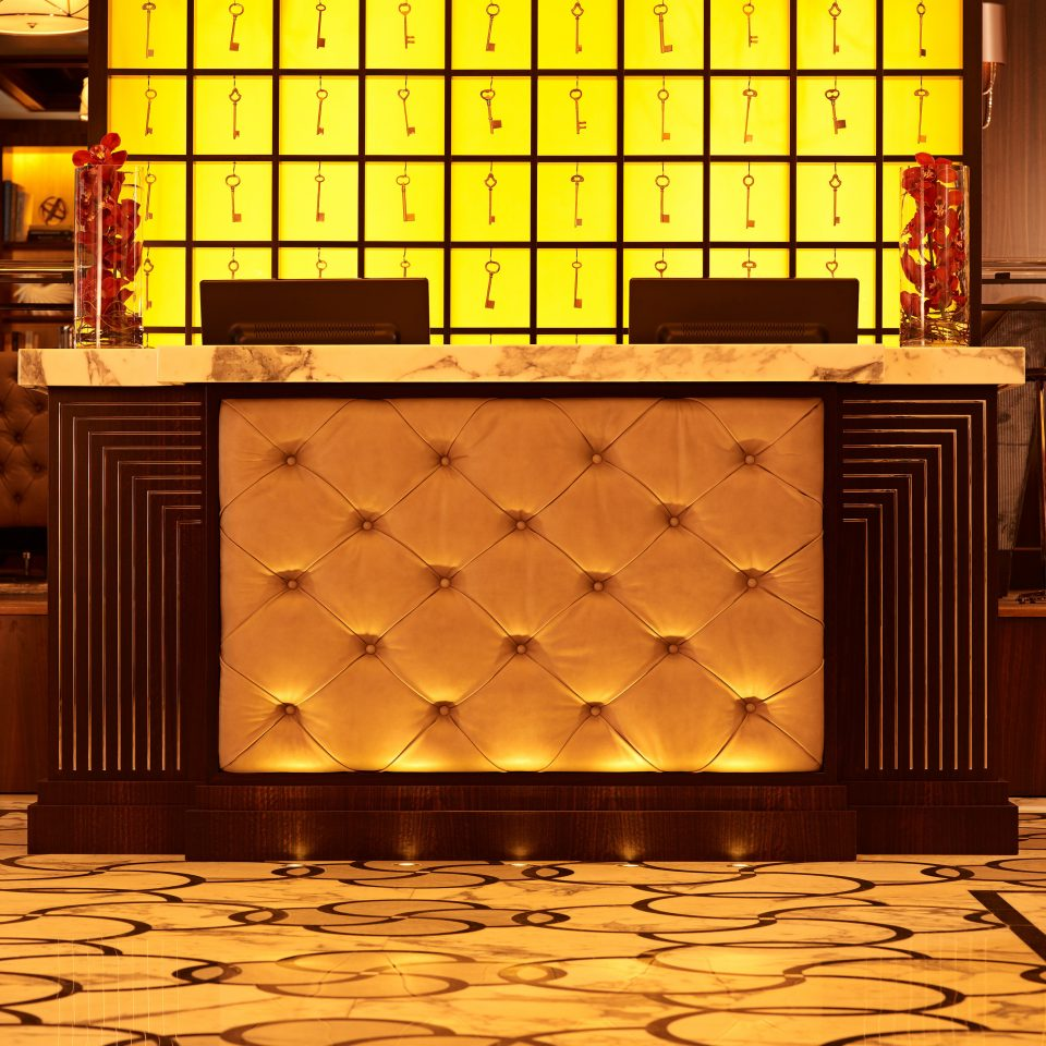 Lobby man made object lighting flooring light Bar