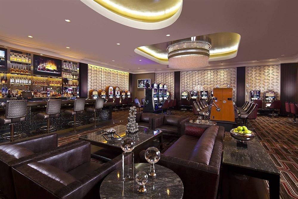 Lobby Bar restaurant function hall leather