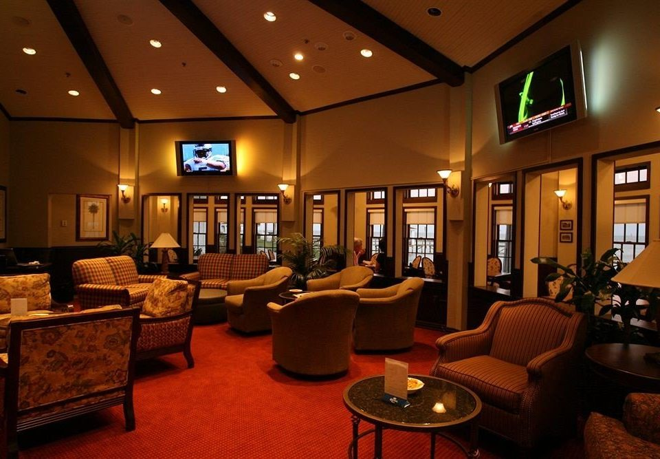 Lobby recreation room function hall restaurant living room Bar