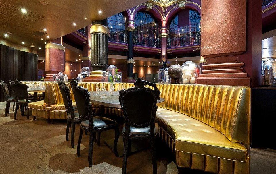 Lobby restaurant Bar function hall