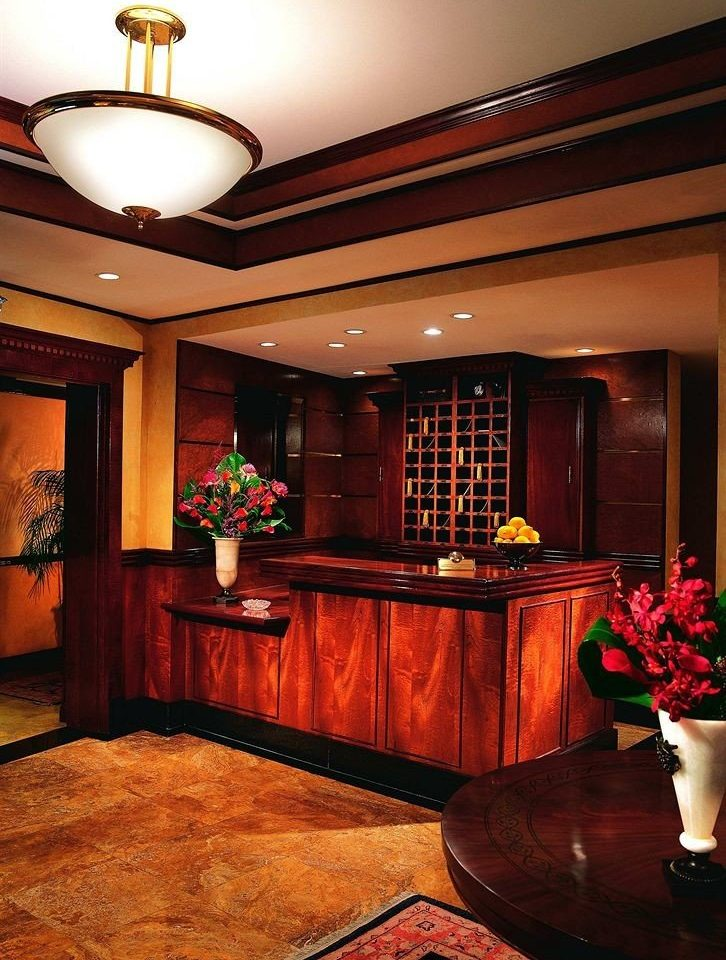 Lobby home lighting Bar recreation room restaurant mansion