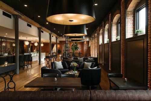 property Lobby living room home lighting Bar