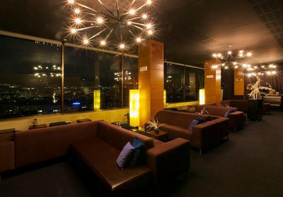 Lobby lighting restaurant Bar light