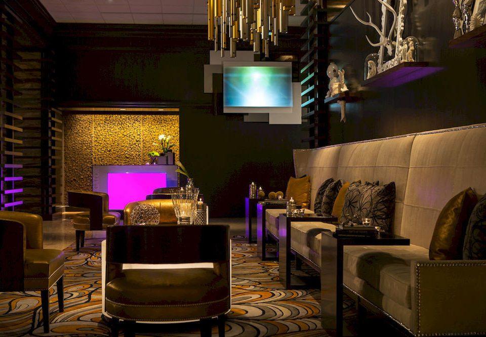 restaurant Lobby lighting Bar living room