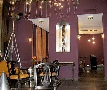 property restaurant Lobby lighting Bar