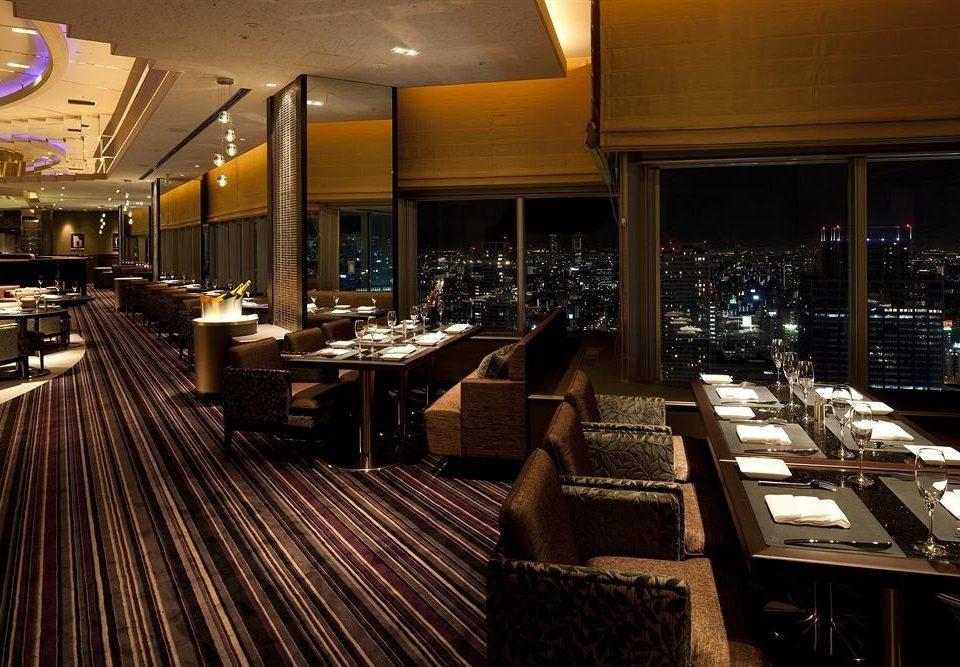 restaurant Bar Lobby lined