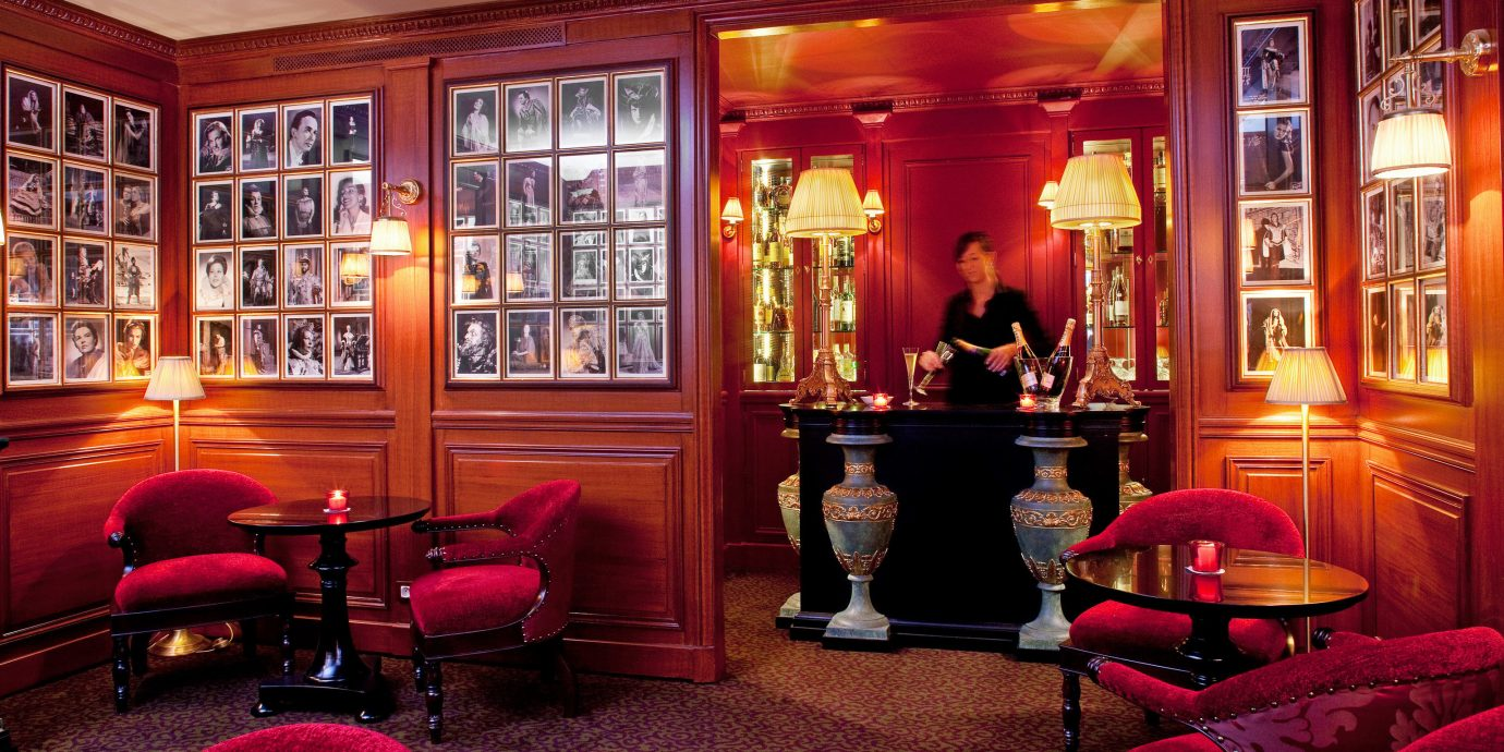 red Bar living room Lobby restaurant mansion