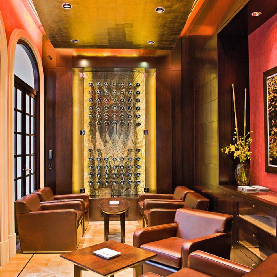 Lobby restaurant Bar living room mansion