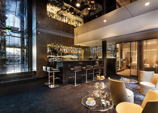 Lobby restaurant Bar living room