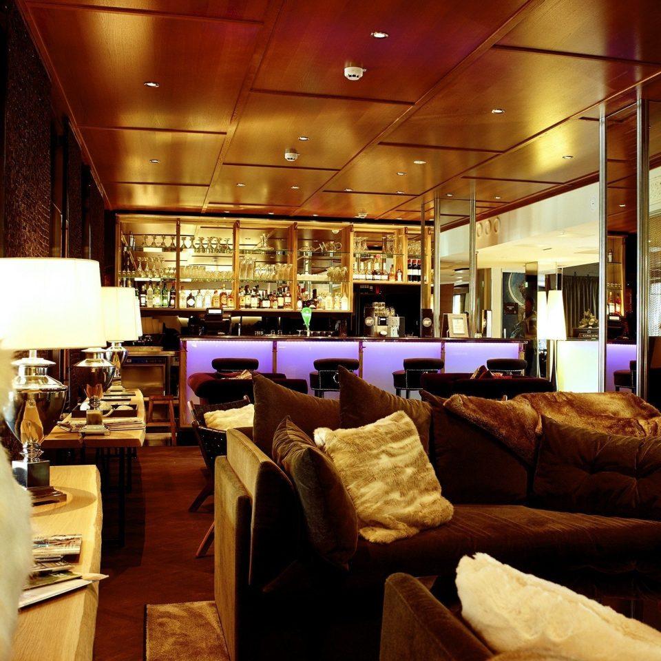 restaurant Bar Lobby living room